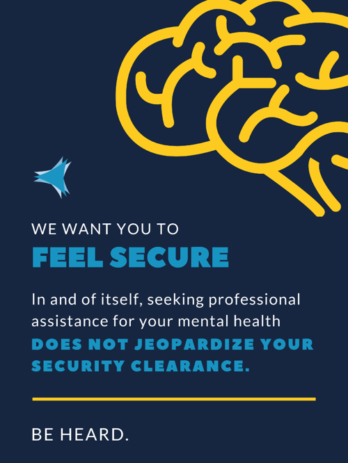 mental-health-awareness-month-reporting-does-not-jeopardize-security-clearance